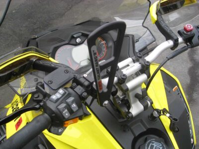 universal helmet storage, snowmobile accessories, helmet hanger