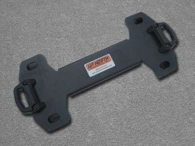 atv accessories, recreational vehicle accessories, ski-doo, universal adapter,linq adapter bracket, bracket kit, brp, utv accessories
